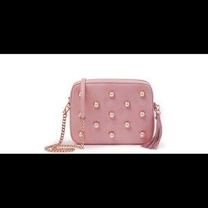 Ted Baker London Alessia Imitation Pearl Leather